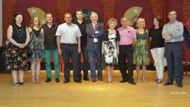 Fin de Curso en la Asociación Cultural Andaluza de Mislata