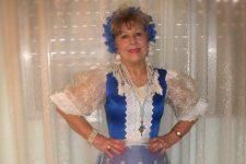 El traje típico de Melilla
