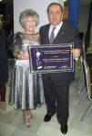 Medalla de Oro a Carmen Carrasco