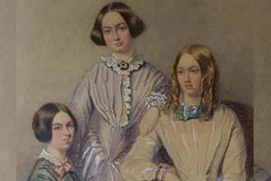 Trágica saga de las hermanas Brönte