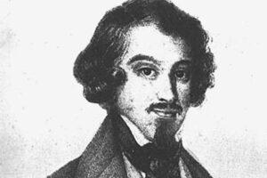José de Espronceda prototipo de una existencia romántica